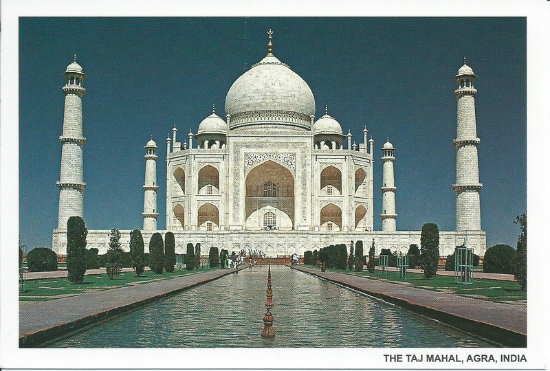 Postcard Sunday: India