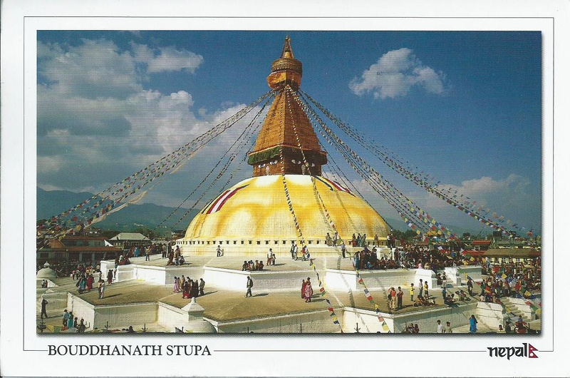 Postcard Sunday: Nepal