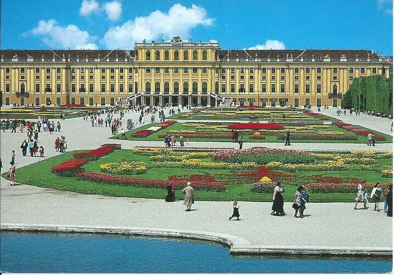 Postcard Sunday: Austria